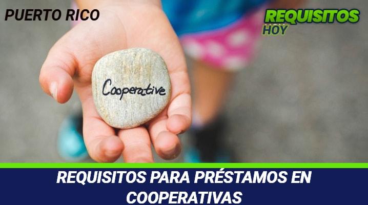 Requisitos para préstamos en cooperativas