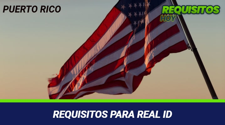 Requisitos para real id