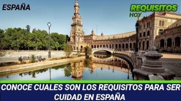 Requisitos para ser Ciudad en España