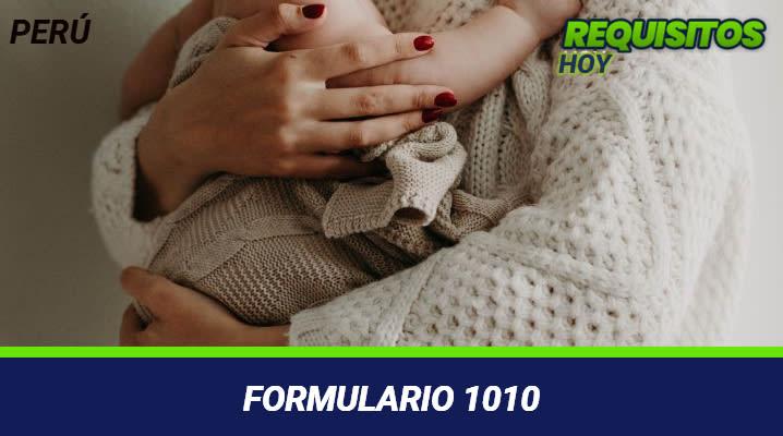 Formulario 1010