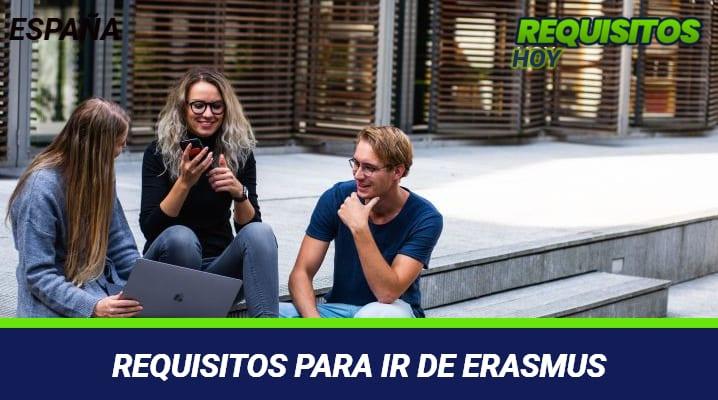 Requisitos para ir de Erasmus