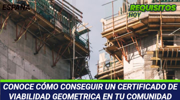 Certificado de Viabilidad Geométrica