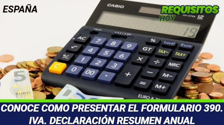 Formulario 390