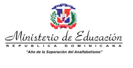 Ministerio de Educación de la República Dominicana