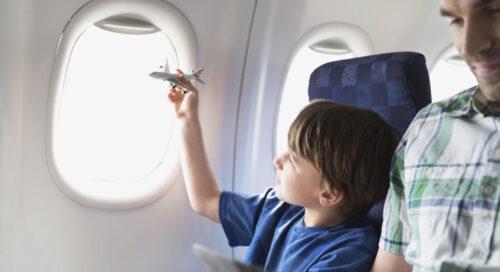 Permiso De Viaje Para Niños cierre