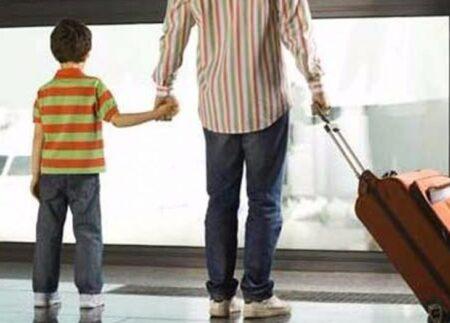 Permiso De Viaje Para Niños con un solo padre