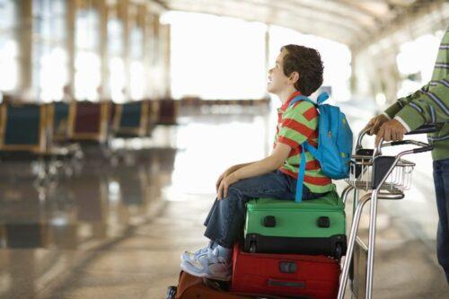 Permiso De Viaje Para Niños intro