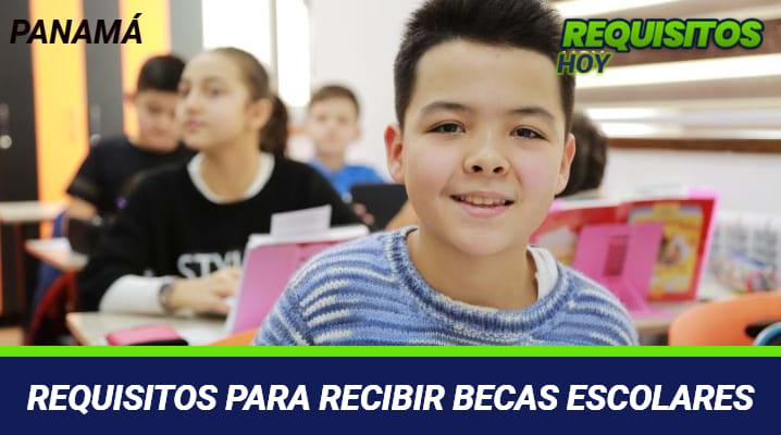 Requisitos para recibir Becas Escolares