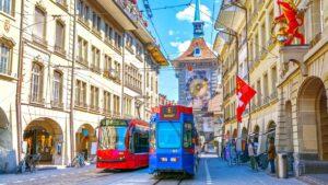 embajadas de suiza