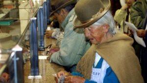 Renta Dignidad Bolivia