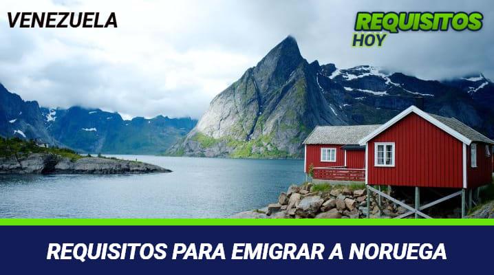 Requisitos para emigrar a Noruega