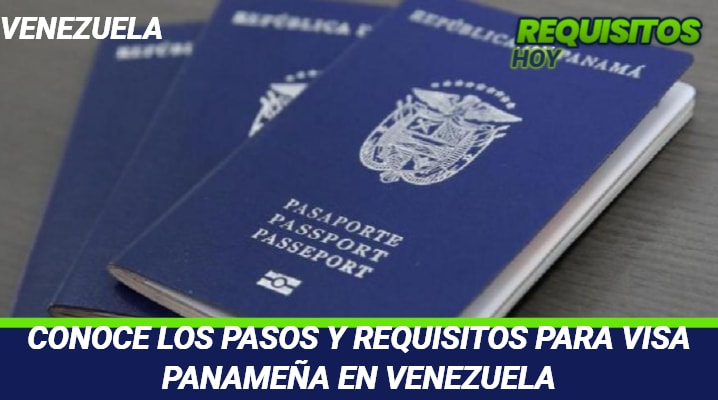 Requisitos para Visa Panameña