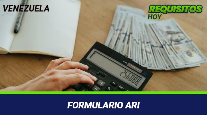Formulario ARI