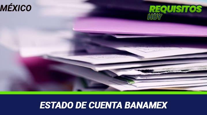 Estado de Cuenta Banamex