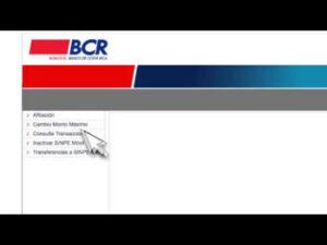 Estado de cueta BCR