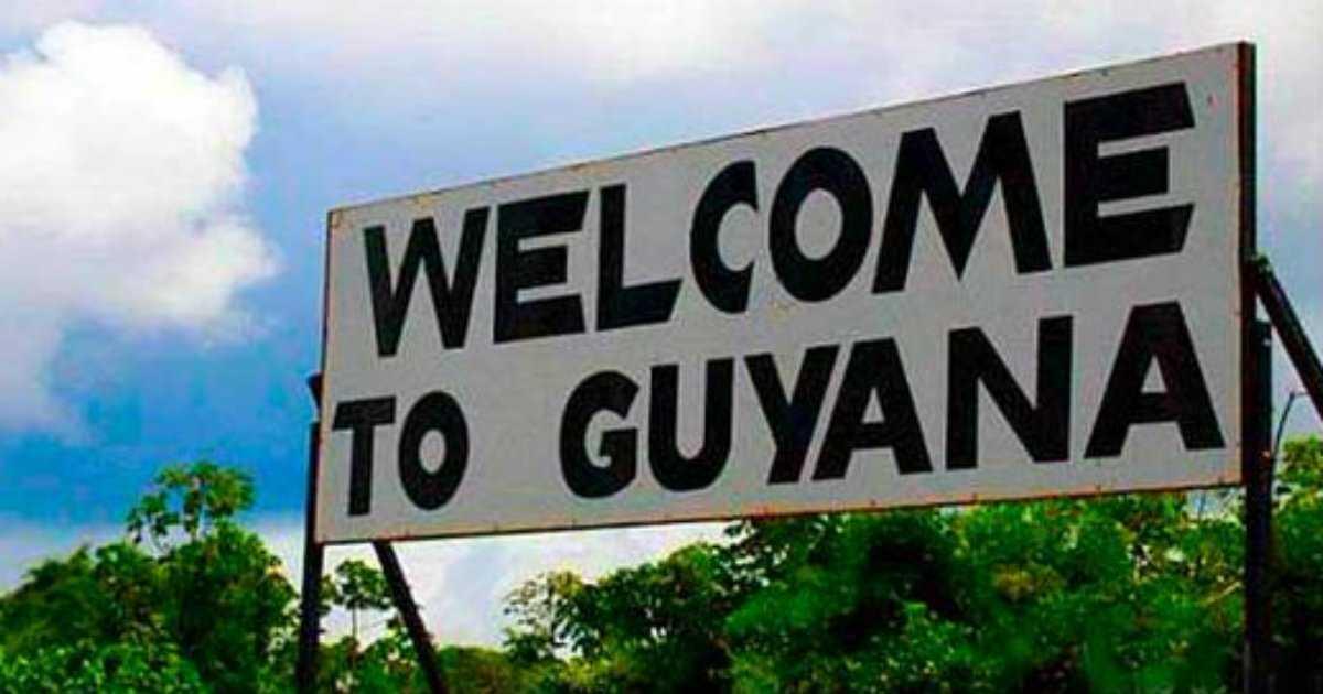 rutas para viajar a guyana desde venezuela