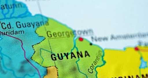 viajar a guyana desde venezuela