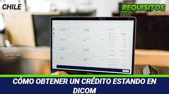 Cómo obtener un crédito estando en DICOM