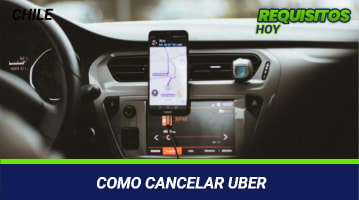 Cómo cancelar Uber