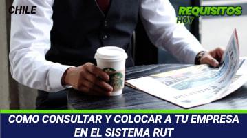 COMO CONSULTAR Y COLOCAR A TU EMPRESA EN EL SISTEMA RUT