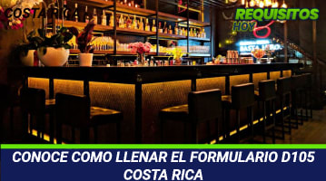 CONOCE COMO LLENAR EL FORMULARIO D105 COSTA RICA