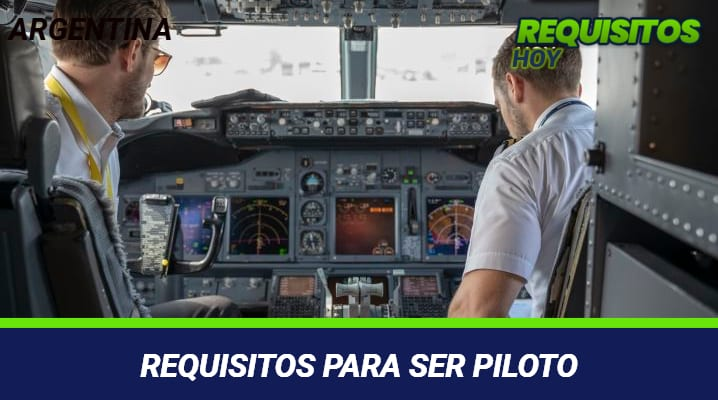 Requisitos para ser Piloto