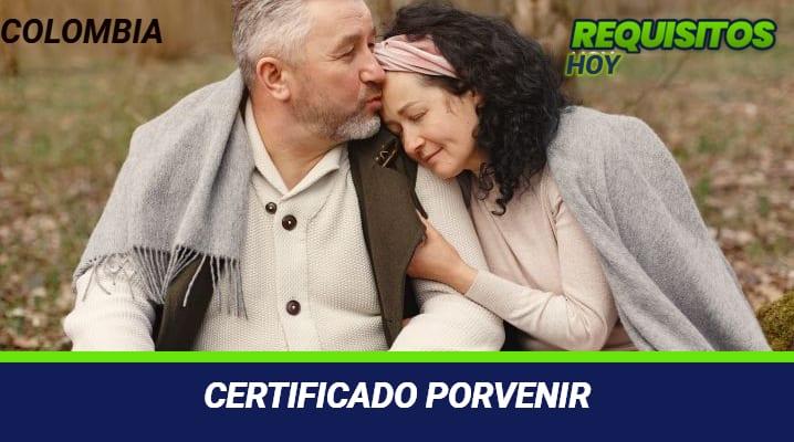 Certificado de protección