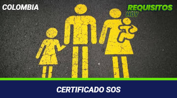 Certificado sos