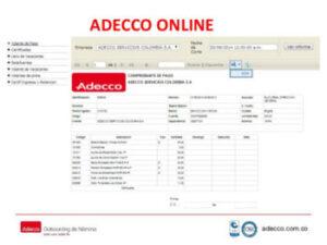 Certificado digital adecco