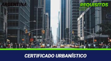 Certificado urbanístico