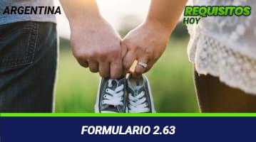 Formulario 2.63