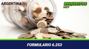Formulario 6.253