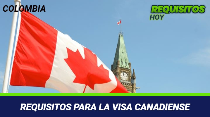 Requisitos para la Visa Canadiense