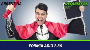 Formulario 2.86